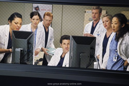 Grey's Anatomy - Episode 6.07 - Give Peace A Chance - Promotional चित्रो