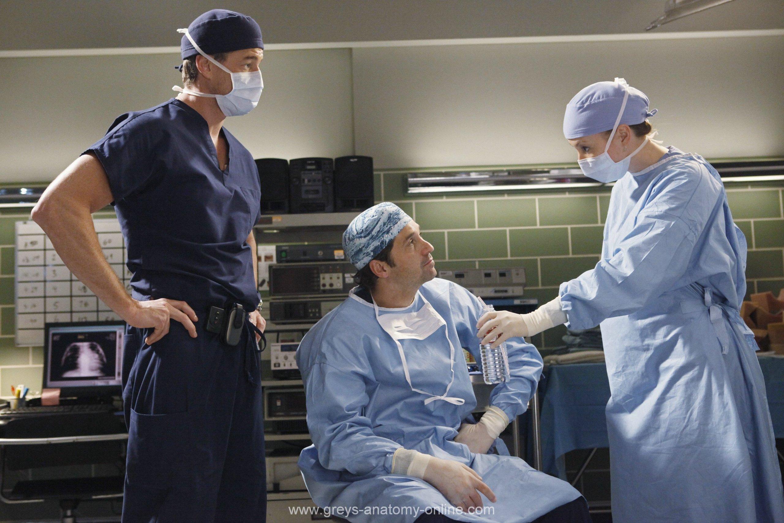 Greys anatomy episods