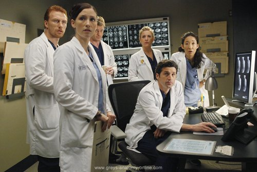 Grey's Anatomy - Episode 6.07 - Give Peace A Chance - Promotional фото