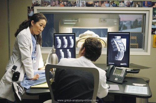 Grey's Anatomy - Episode 6.07 - Give Peace A Chance - Promotional fotografias
