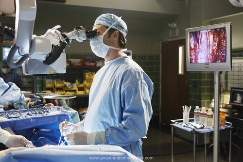 Grey's Anatomy - Episode 6.07 - Give Peace A Chance - Promotional foto