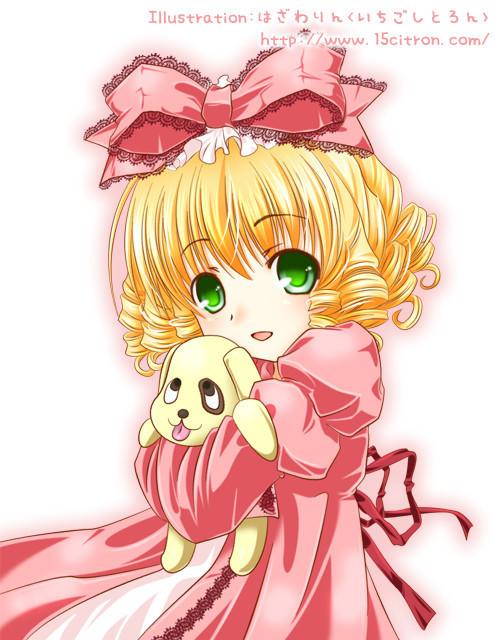 Rozen Maiden Images Hina Ichigo Wallpaper And Background