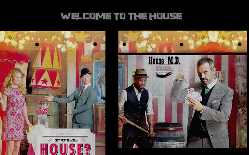 House M.D. wallpaper