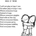 Hug O' War - shel-silverstein photo