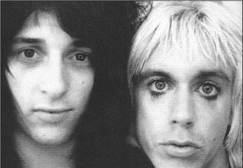 Iggy Pop & Johnny Thunders