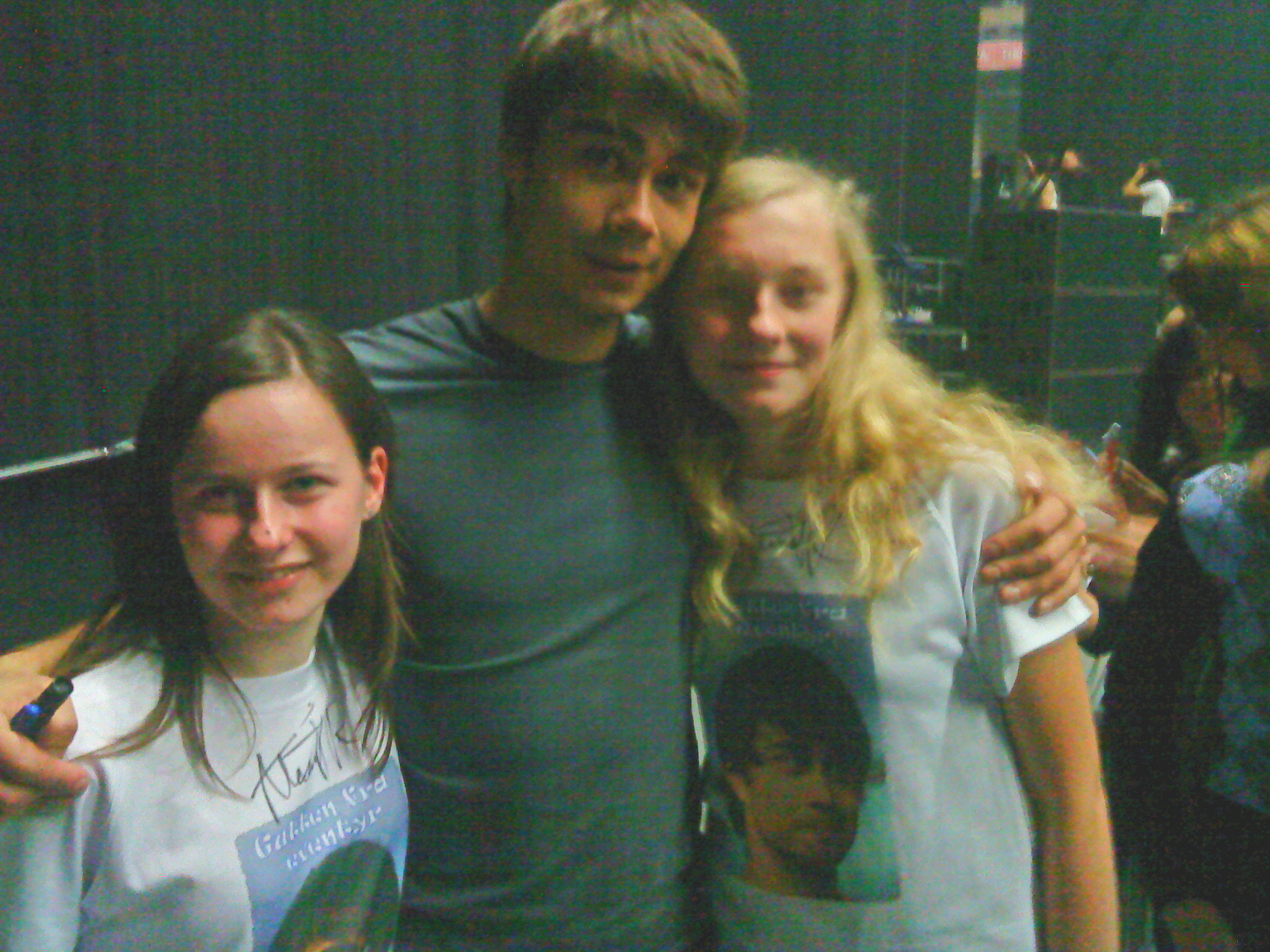 Inga, my Alex and I :) we are the biggest fans of Alex.