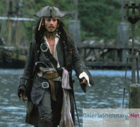 Johnny Depp Jack Sparo...