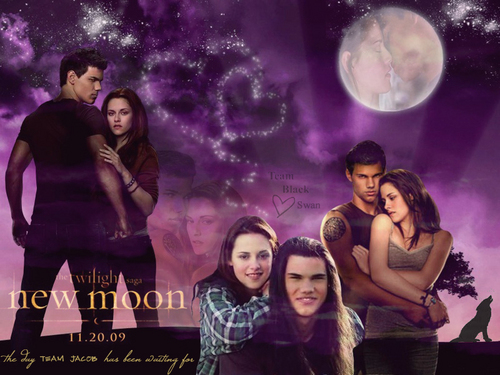 Jacob and Bella wallpaper probably containing a concert called Jacob & Bella