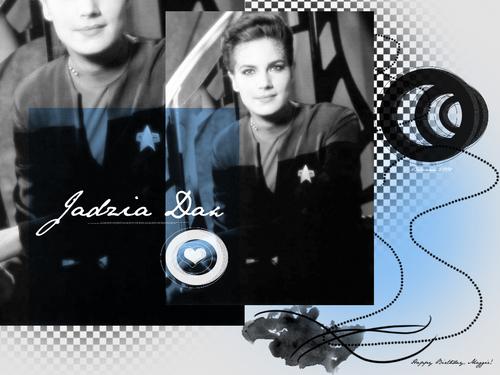 Jadzia Dax ''DS-9'' तारा, स्टार trek