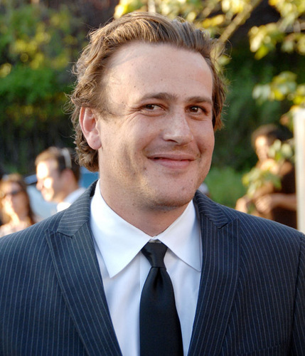 Jason Segel پیپر وال containing a business suit, a suit, and a کوائف, پانسٹراپی titled Jason - Chrysalis تیتلی Ball