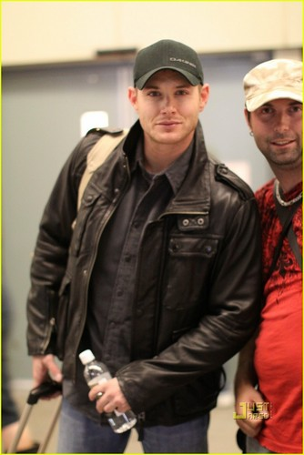 Jensen in Vancouver