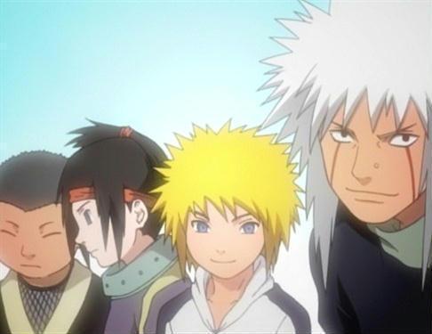 Jiriya & minato with team