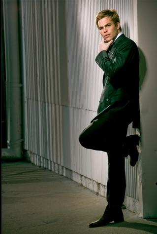 Joe Quinto photoshoot