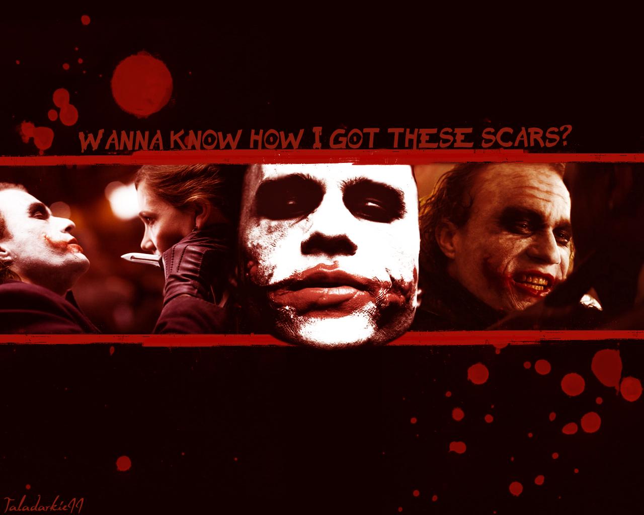 Joker - Wanna know..