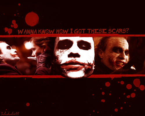 Joker - Wanna know..