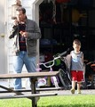 Jon Gosselin Playing With His Kids