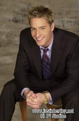 Justin Hartley Hintergrund containing a business suit, a suit, and a two piece titled Justin Hartley