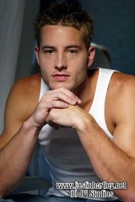 Justin Hartley wallpaper containing skin called Justin Hartley