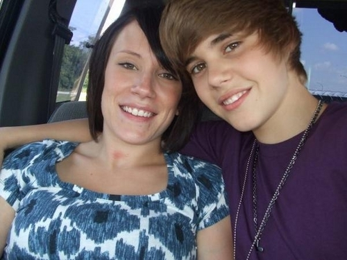 Justin w/Family