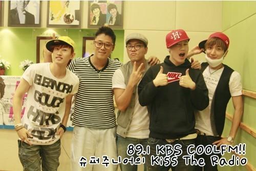 Super Junior wolpeyper called KTR