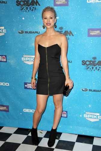 Kaley at Spike TV's Scream 2009 Awards (10.17.09)