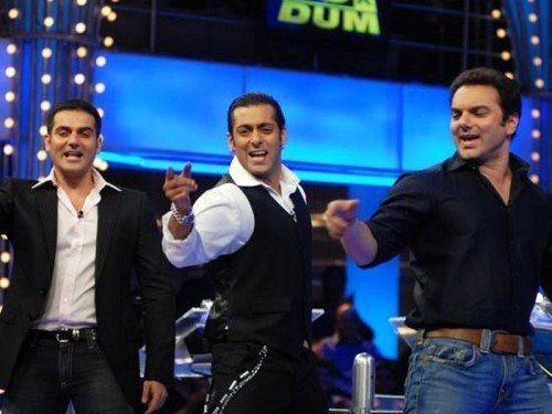 Khan brothers on dus ka dum