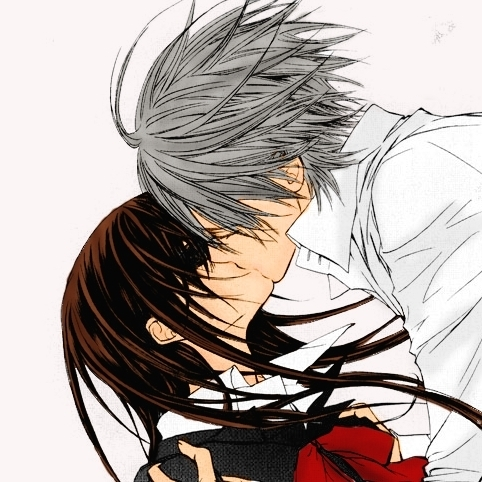 Vampire Knight - Yuki + Zero images Kiss wallpaper and background photos