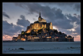 Le Mont-Saint-Michel - france photo