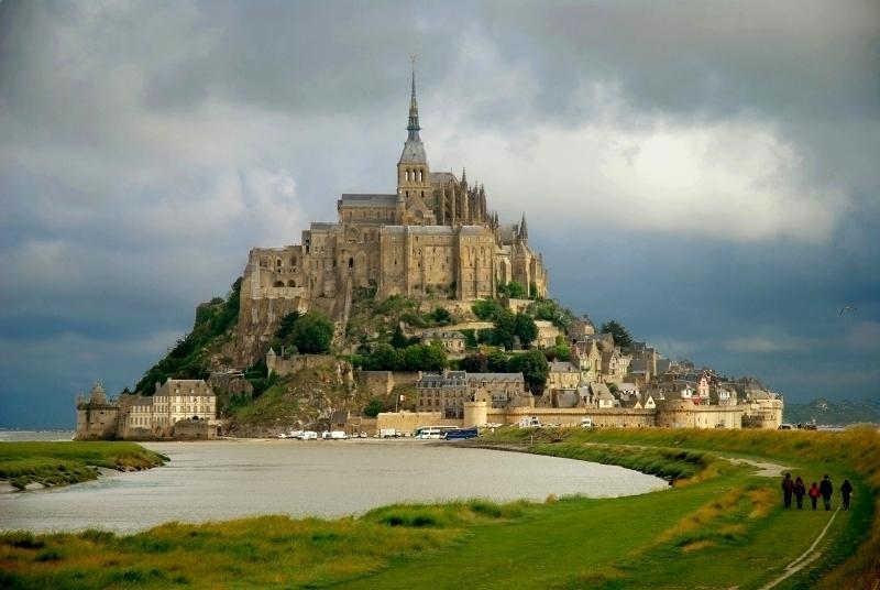 France le mont saint michel
