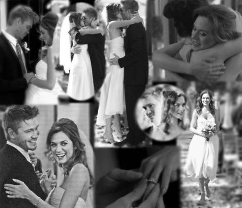 Leyton Wedding Day <3 - leyton Fan Art