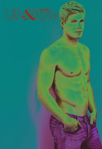 Trevor Donovan wallpaper containing a hunk and a six pack entitled Life and Style, October 26, 2009