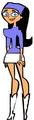 Lindsay as Trixie Tang - total-drama-island fan art