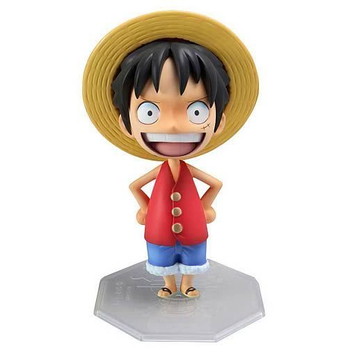 Monkey D. Luffy hình nền entitled Luffy Figurine