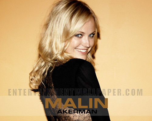 Malin Akerman wallpaper with a portrait called Malin Akerman