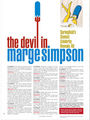 Marge's Playboy Interview - the-simpsons photo