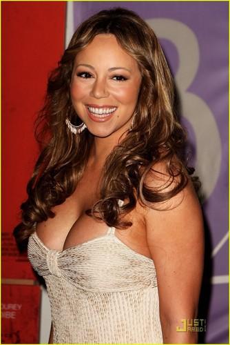 Mariah @ 2009 Cannes File Festival