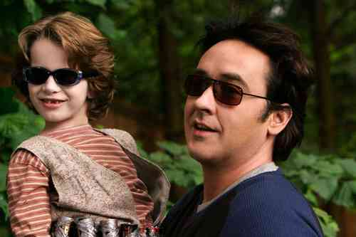 John Cusack wallpaper containing sunglasses titled Martian Child