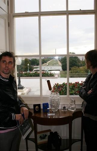 Matt and Dom