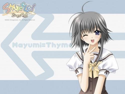 Mayumi Thyme