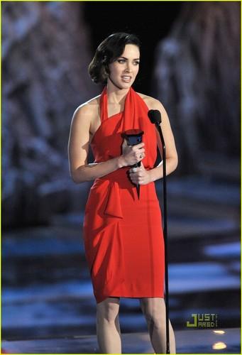 Megan @ 2009 Scream Awards