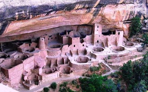 美利坚合众国 壁纸 called Mesa Verde, Cliff Palace