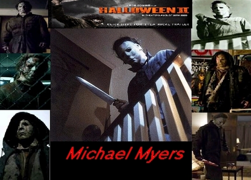 Michael Myers wallpaper with anime titled Michael Myers