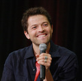 Misha Collins at Vancouver Convention - misha-collins photo
