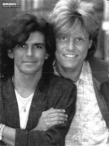 Modern Talking (Thomas Anders / Dieter Bohlen)