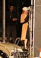 More Niiki on the set of Eclipse - twilight-series photo