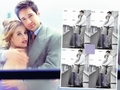Mulder & Scully - Wallpaper - mulder-and-scully wallpaper