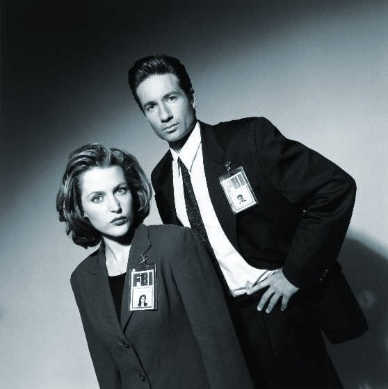 Mulder and Scully Prom...