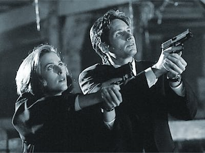 Mulder and Scully Promo imagens