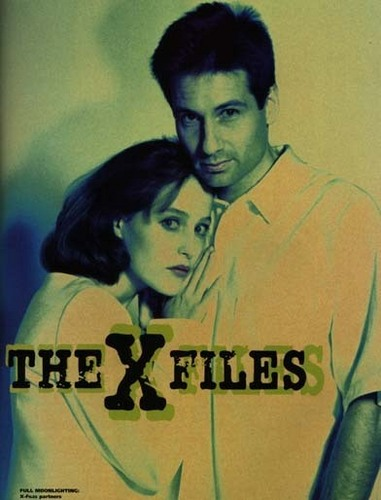 Mulder and Scully Promo afbeeldingen