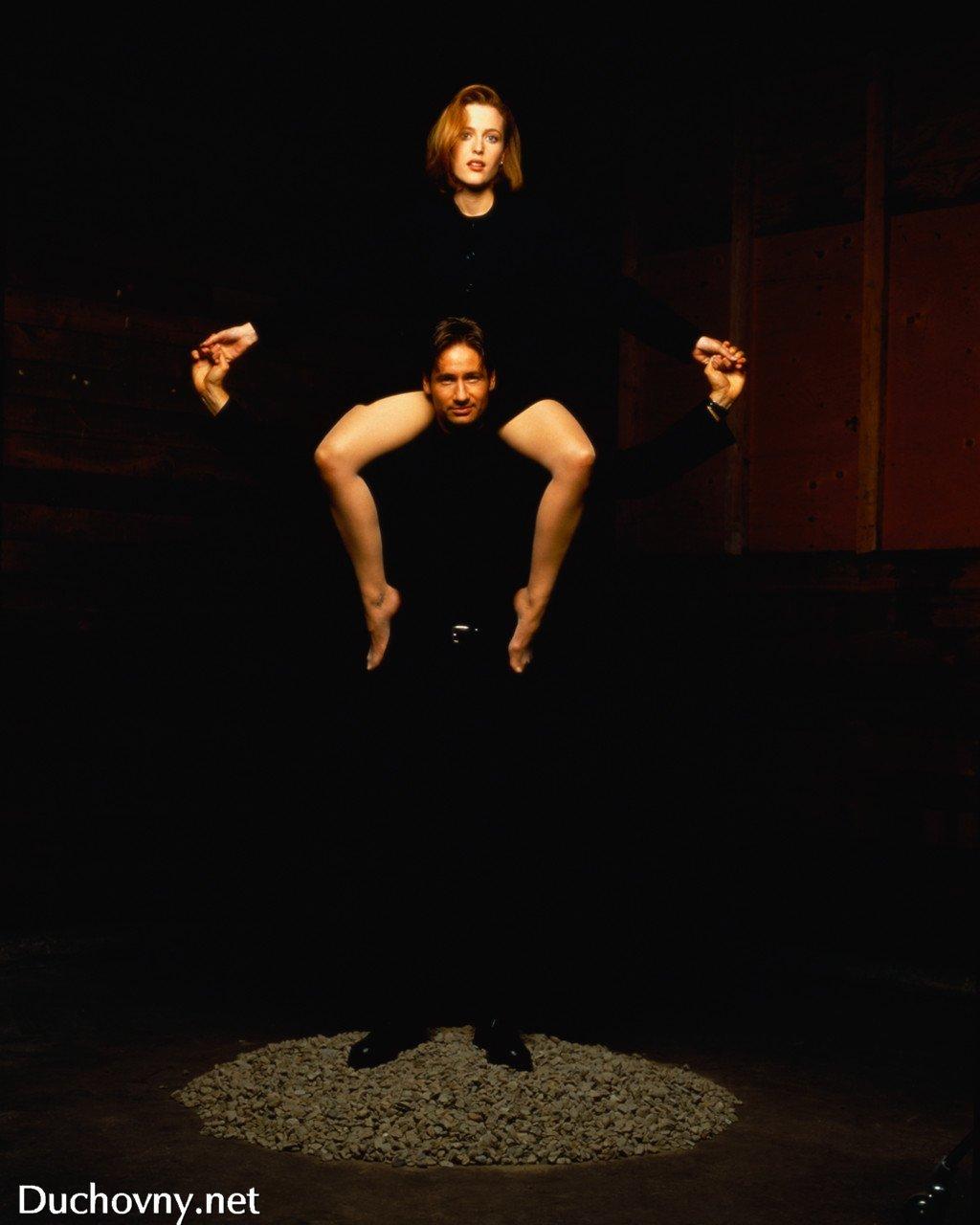 Mulder and Scully - Mu...